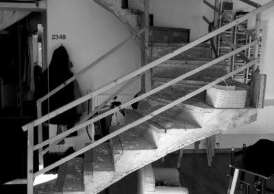 Escalier multifonction par le faiseur de Choses, Architecte d'intérieur UFDI, à Lanester 56 : Avant travaux.