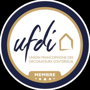 le faiseur de choses est membre UFDI Bretagne : le 1er réseau des décorateurs d'intérieur